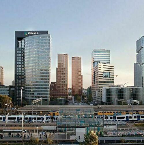 Bahnhof Amsterdam Zuid
